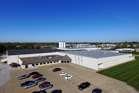 Phoenix Packaging Davenport, IA Manufacturing Facility