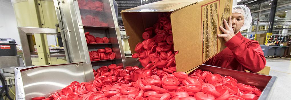 Dosing & Dispensing Closures - Phoenix Packaging